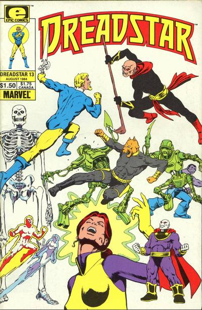 Dreadstar Vol 1 13