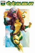 Excalibur Vol 4 22 Unknown Comic Books Exclusive Variant