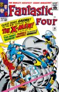 Fantastic Four Vol 1 28