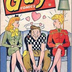 Gay Comics Vol 1 25