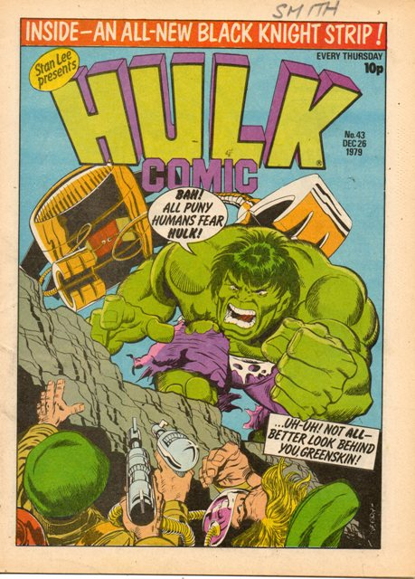 Hulk Comic (UK) Vol 1 43