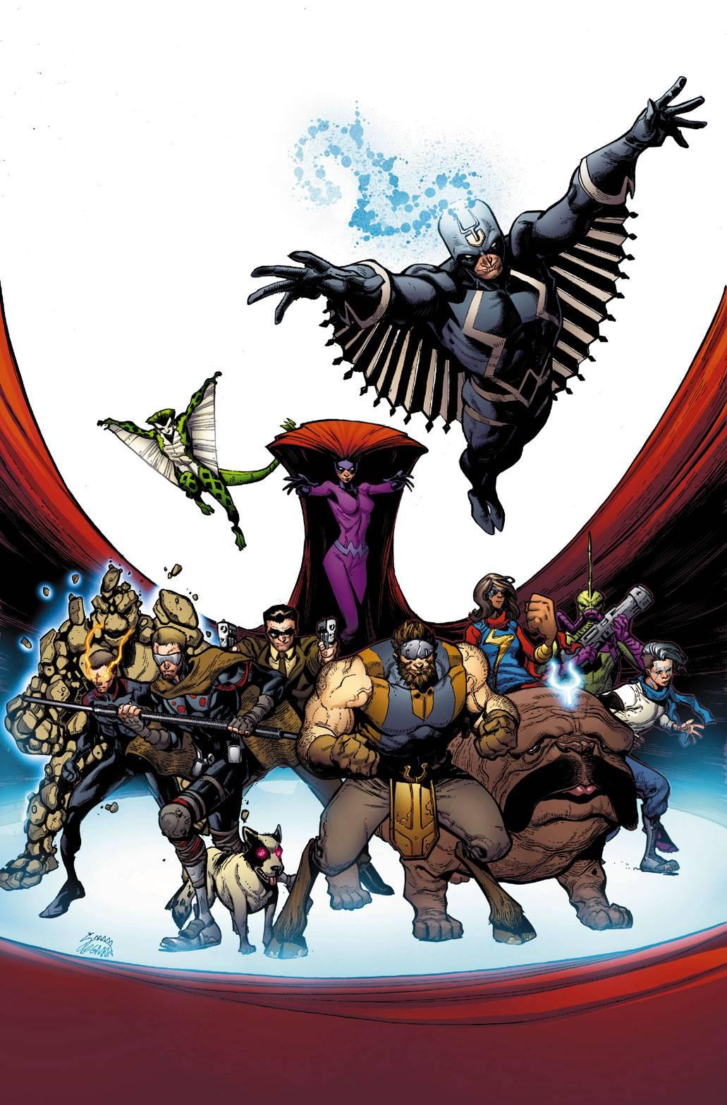 Inhumans (Inhomo supremis)