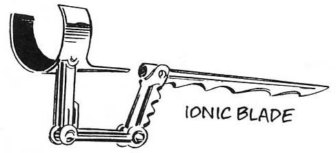 Ionic Blade