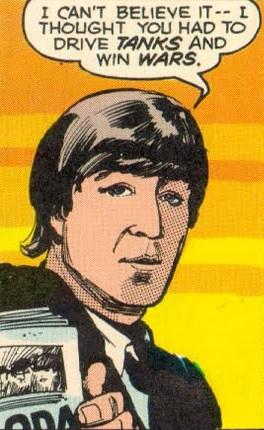 John Lennon (Earth-616)