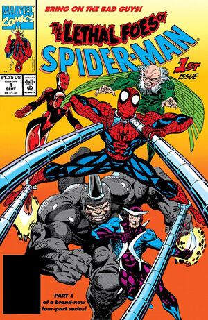Lethal Foes of Spider-Man Vol 1 1.jpg