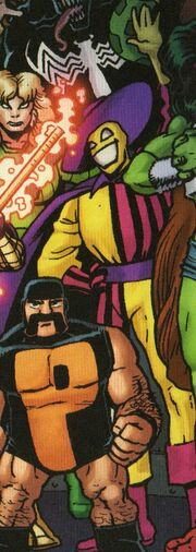 Madcap (Project Doppelganger LMD) (Earth-616) from Spider-Man Deadpool Vol 1 33 001.jpg