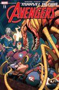 Marvel Action Avengers Vol 1 11 0001