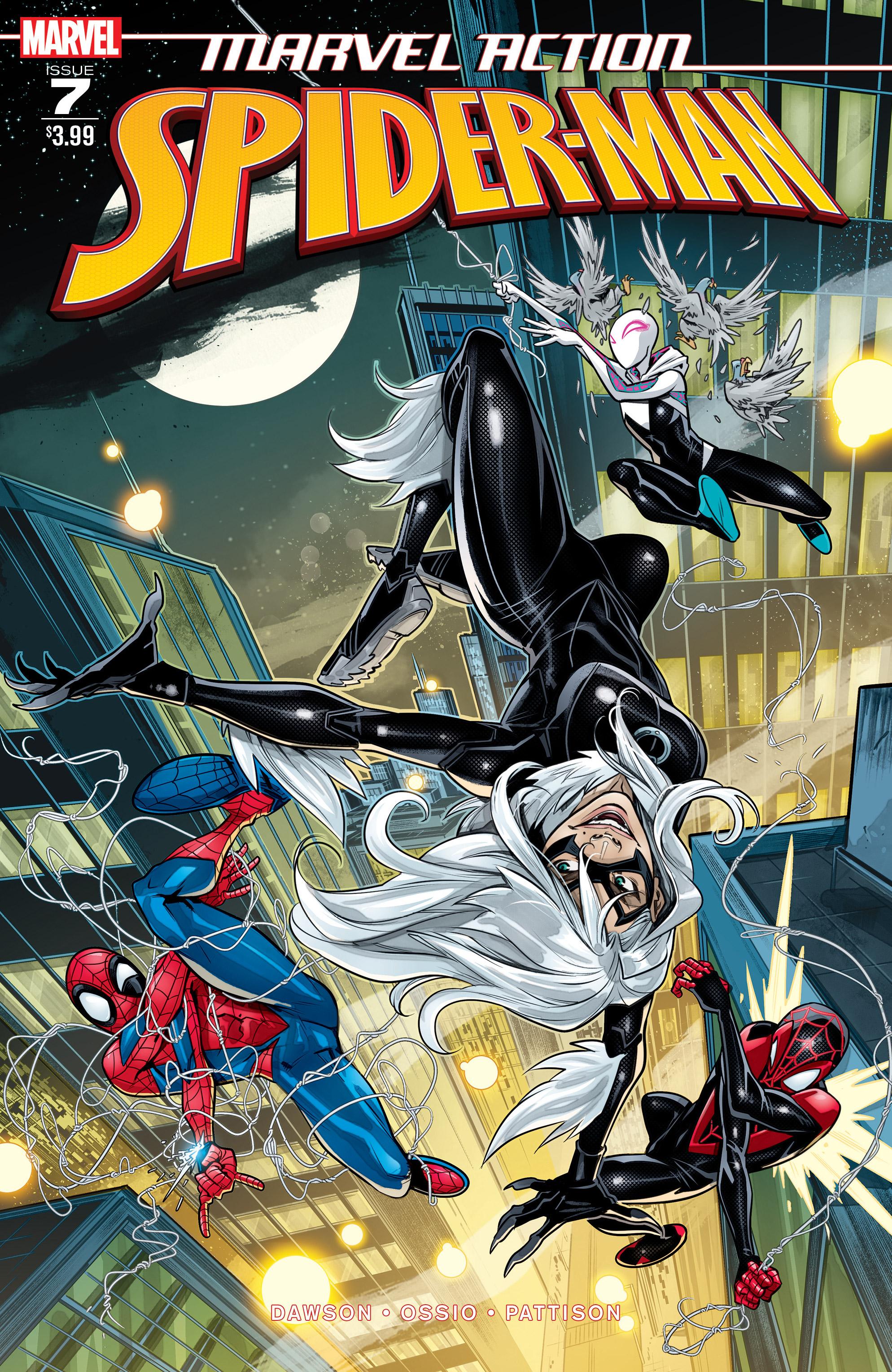 Marvel Action: Spider-Man Vol 1 7