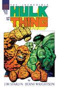 Marvel Graphic Novel The Big Change Vol 1 1