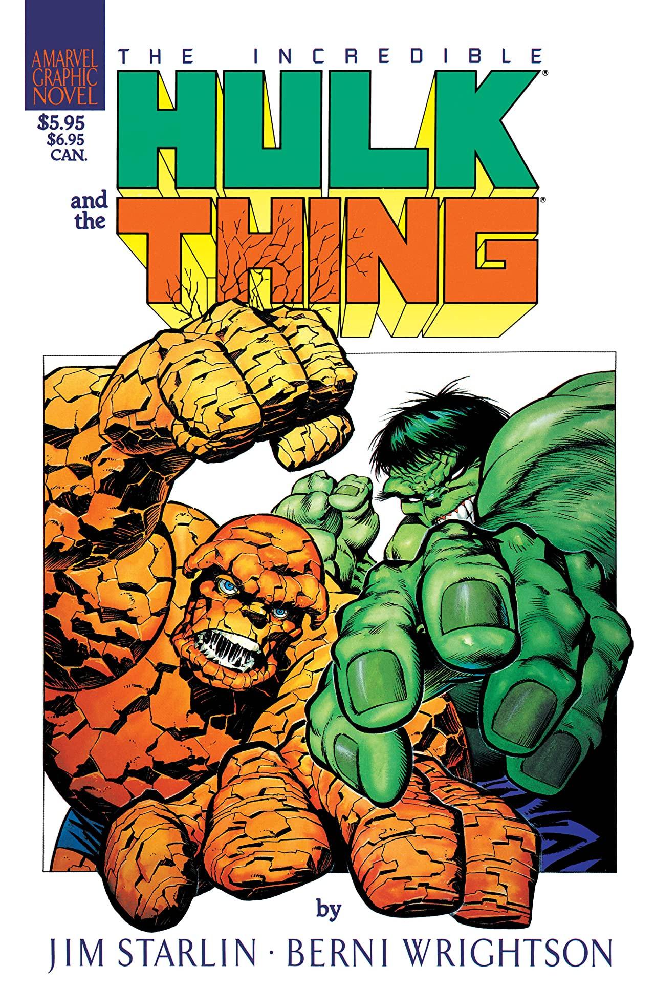 Marvel Graphic Novel: The Big Change Vol 1 1
