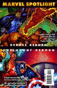 Marvel Spotlight Heroes Reborn Onslaught Reborn Vol 1 1