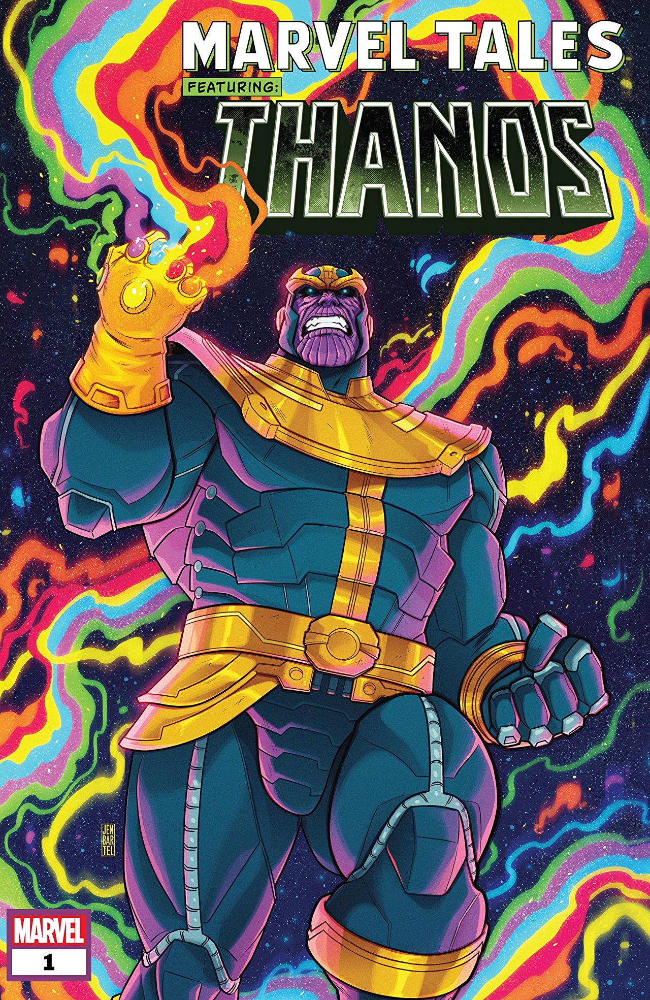 Marvel Tales: Thanos Vol 1 1