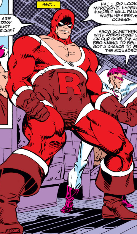 Michael Redstone (Earth-712)