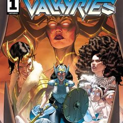 Mighty Valkyries Vol 1 1