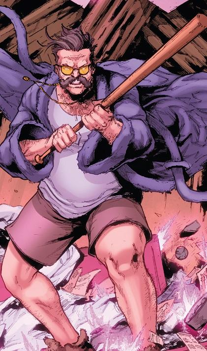 Mr. Poklemba (Earth-616)