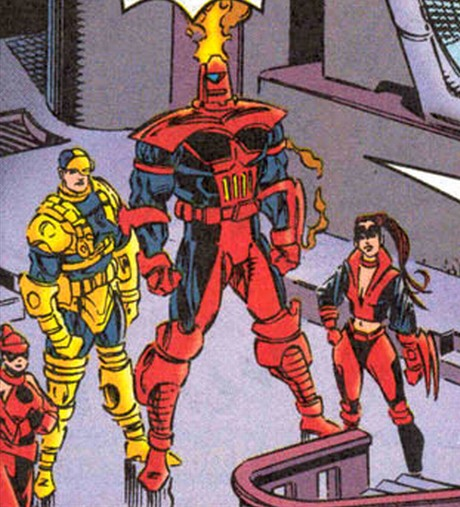 Mutant Liberation Front (Humanity's Last Stand) (Earth-616)