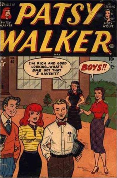 Patsy Walker Vol 1 40