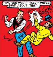 Robert Foster (Earth-616) from Daring Mystery Comics Vol 1 1 0002.png