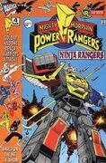 Saban's Mighty Morphin Power Rangers Ninja Rangers Vol 1 4