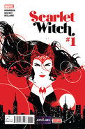 Scarlet Witch Vol 2 1