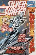 Silver Surfer Annual Vol 1 1997