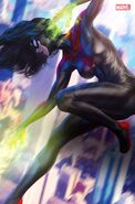 Spider-Woman Vol 7 5 Black Costume Virgin Variant