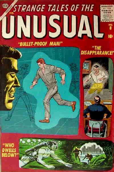 Strange Tales of the Unusual Vol 1 8
