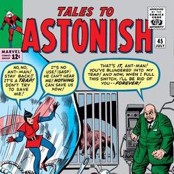 Tales to Astonish Vol 1 45