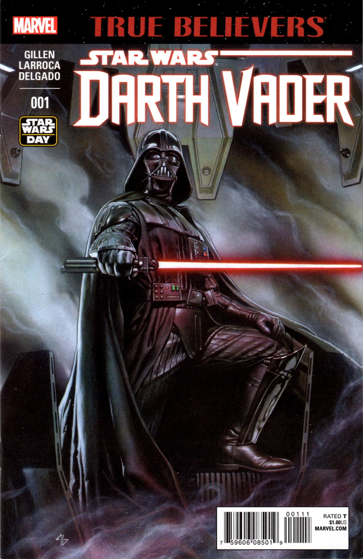 True Believers: Darth Vader Vol 1 1