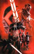 Uncanny X-Men Vol 3 1 Dell'Otto Variant Textless