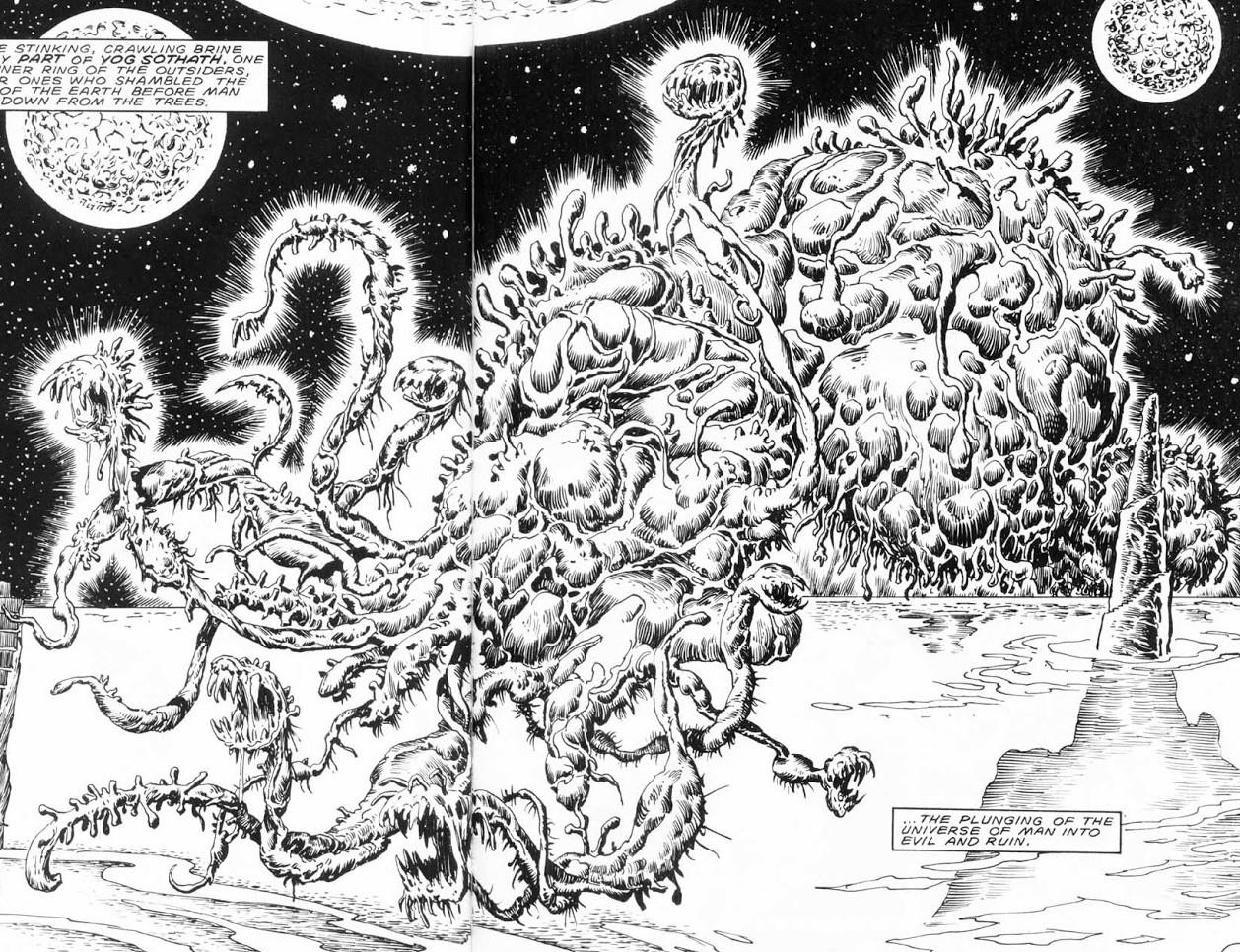 Yog-Sothoth (Multiverse)