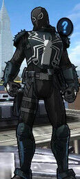 Agent Venom (Flash Thompson) from Spider-Man Unlimited (Video Game) 0001.jpg