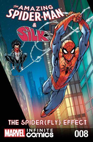 Amazing Spider-Man & Silk The Spider(fly) Effect Infinite Comic Vol 1 8.jpg