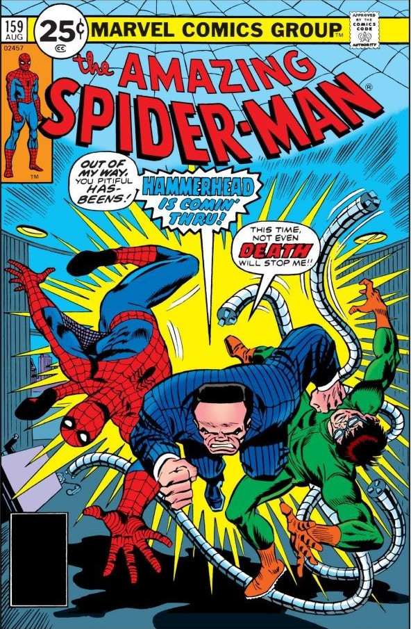 Amazing Spider-Man Vol 1 159
