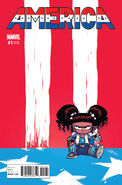 America Vol 1 1 Young Variant