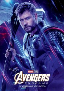 Avengers Endgame poster 043