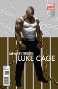 Avengers Origins Luke Cage Vol 1 1