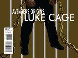 Avengers Origins: Luke Cage Vol 1 1
