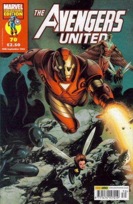 Avengers United Vol 1 70