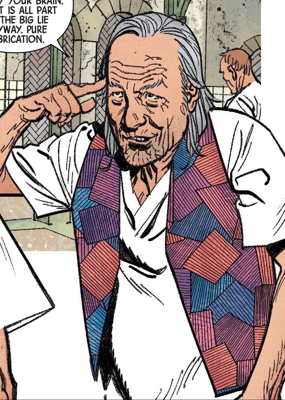 Bertrand Crawley (Earth-616)