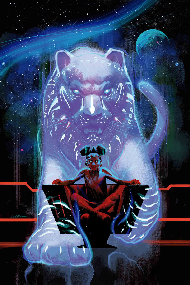 Zenzi (Intergalactic Empire of Wakanda) (Earth-616)