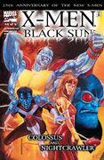 Black Sun Colossus and Nightcrawler Vol 1 1