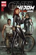 Black Widow Deadly Origin Vol 1 1