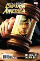 Captain America Steve Rogers Vol 1 9