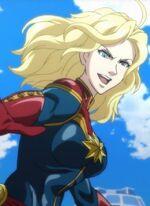 Carol Danvers (Earth-TRN642)