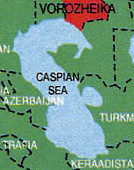 Caspian Sea/Gallery