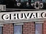Chuvalo's Gym
