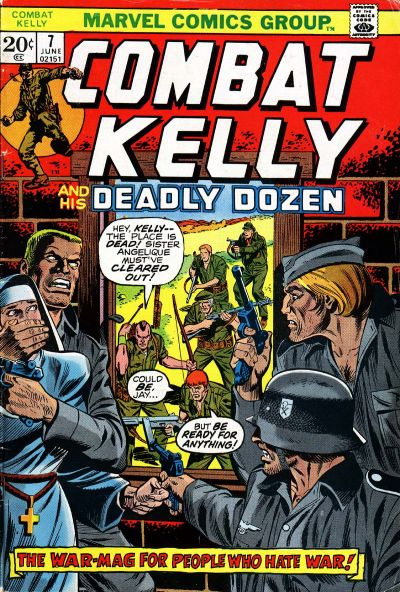 Combat Kelly Vol 2 7