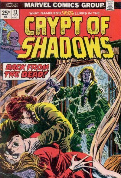 Crypt of Shadows Vol 1 13