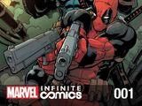 Deadpool & Cable: Split Second Infinite Comic Vol 1 1